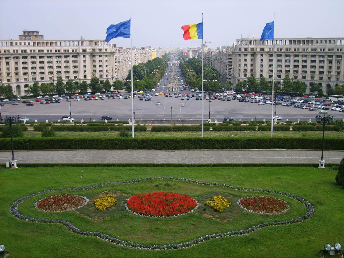 Carusel_Piata_Palatul_Parlamentului